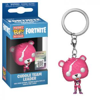 Fortnite Pocket POP! Key Chain - Cuddle Team Leader