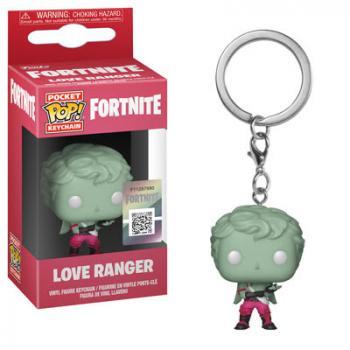 Fortnite Pocket POP! Key Chain - Love Ranger