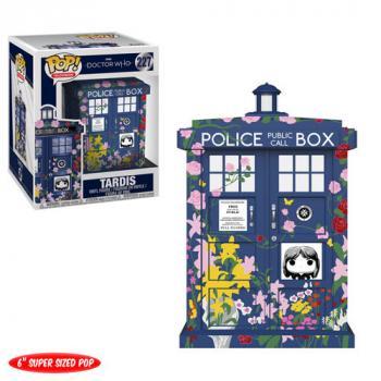 Doctor Who 6'' POP! Vinyl Figure - Clara Memorial Tardis