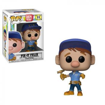 Wreck it Ralph 2 POP! Vinyl Figure - Fix-It Felix (Disney)