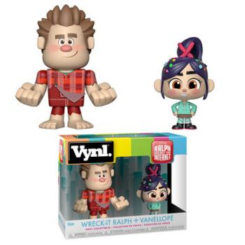 Wreck it Ralph 2 Vynl. Figure - Vanellope (Disney) (2-Pack)