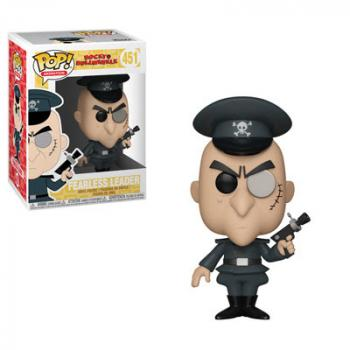 Rocky & Bullwinkle POP! Vinyl Figure - Fearless Leader