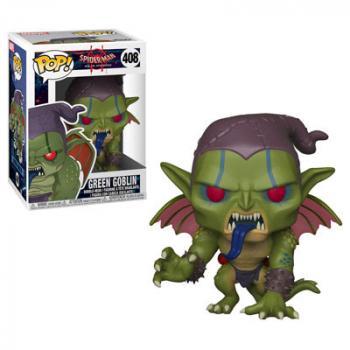 Spiderman Into the Spider Verse POP! Vinyl Figure - Green Goblin