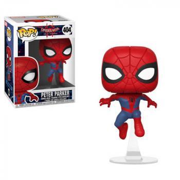 Spiderman Into the Spider Verse POP! Vinyl Figure - Peter Parker (Spiderman)