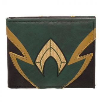 Aquaman Movie Bi-Fold Wallet - Suit Up