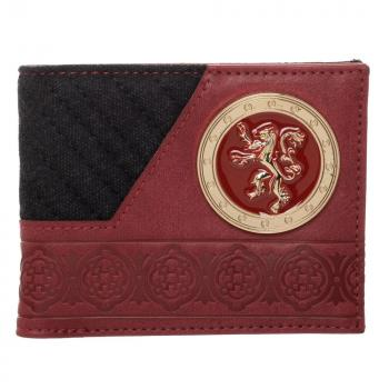Game of Thrones Bi-Fold Wallet - House Lannister