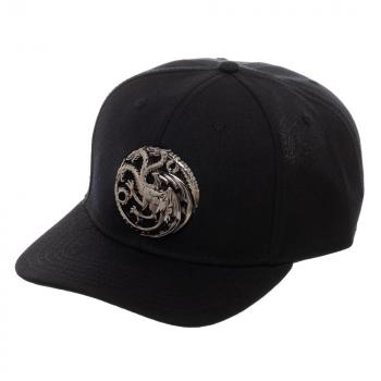 Game of Thrones Cap - House Targaryen Snapback