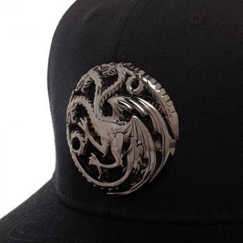 Game of Thrones Cap - House Targaryen Snapback
