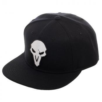 Overwatch Cap - Reaper Icon Snapback