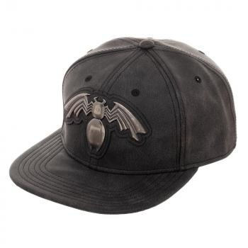 Venom Cap - Logo Distressed Snapback