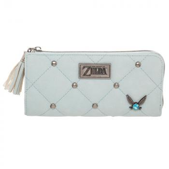 Zelda Zip Around Purse - Navi