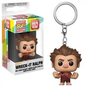 Wreck It Ralph 2 Pocket POP! Key Chain - Ralph (Disney)