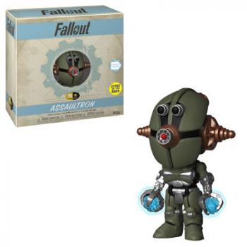 Fallout 5 Star Action Figure - Assaultron (GW)