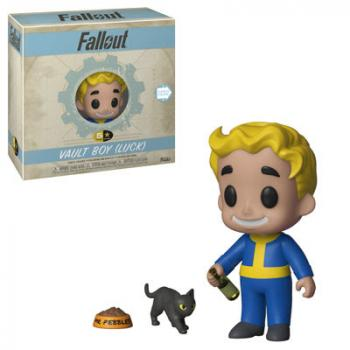 Fallout 5 Star Action Figure - Vault Boy (Luck)