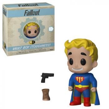 Fallout 5 Star Action Figure - Vault Boy (Toughness)