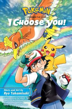 Pokemon: I Choose You! (Manga)