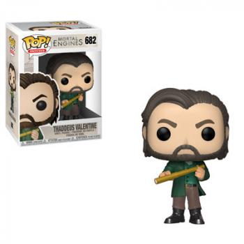 Mortal Engines POP! Vinyl Figure - Thaddeus Valentine
