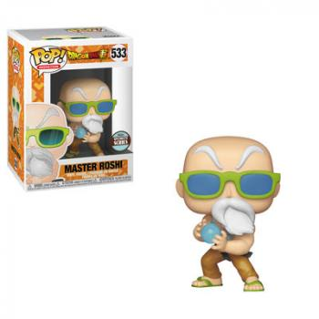 Dragon Ball Super POP! Vinyl Figure - Master Roshi (Max Power) (Specialty Series)