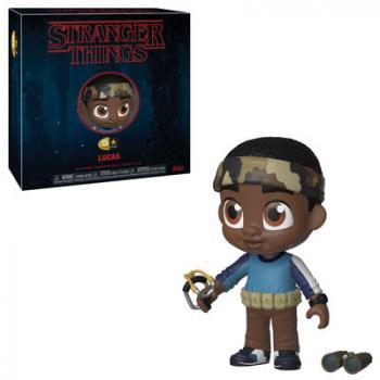 Stranger Things 5 Star Action Figure - Lucas
