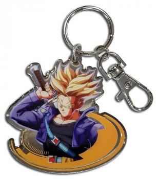 Dragon Ball Fighter Z Key Chain - SS Future Trunks Potrait