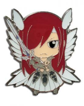 Fairy Tail Pins - Chibi Erza