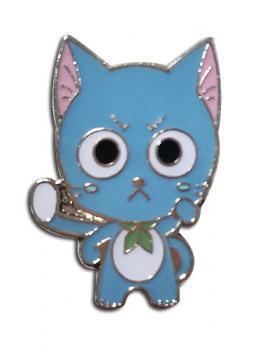 Fairy Tail Pins - Chibi Happy
