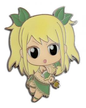 Fairy Tail Pins - Chibi Lucy