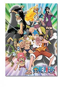 One Piece Puzzle - Shiny Battle Group (520pc)