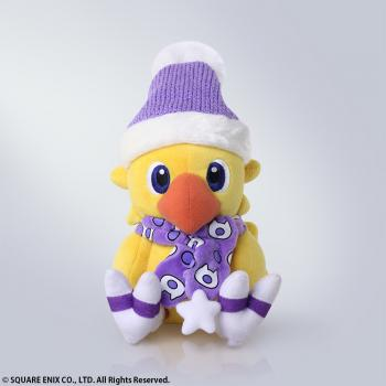 Final Fantasy Plush - Chocobo Winter
