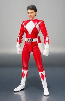 Power Rangers S.H.Figuarts Action Figure - Jason Lee Scott (Red Ranger) (SDCC18)