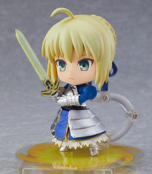 Fate/Grand Order Nendoroid - Saber (Altria Pendaragon) True Ver. Action Figure (WonderFest)