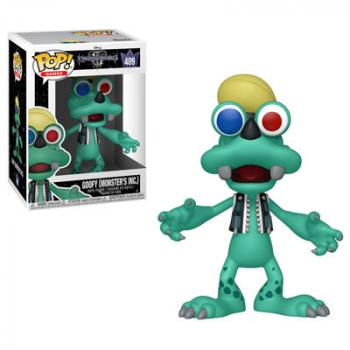 Kingdom Hearts 3 POP! Vinyl Figure -  Goofy (Monster's Inc.)