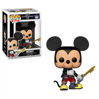 Kingdom Hearts 3 POP! Vinyl Figure - Mickey
