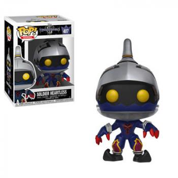 Kingdom Hearts 3 POP! Vinyl Figure - Soldier Heartless