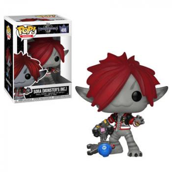 Kingdom Hearts 3 POP! Vinyl Figure - Sora (Monster's Inc.)