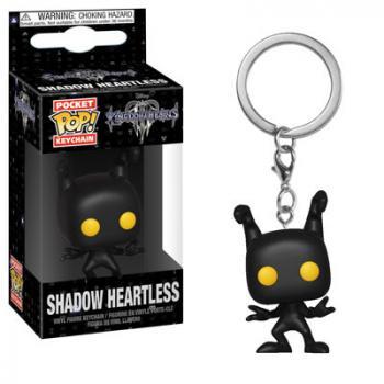 Kingdom Hearts 3 Pocket POP! Key Chain - Shadow Heartless