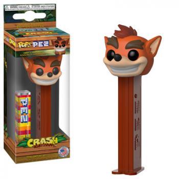 Crash Bandicoot POP! Pez - Crash