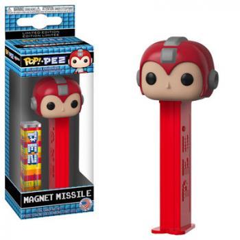 Mega Man POP! Pez - Magnet Missle