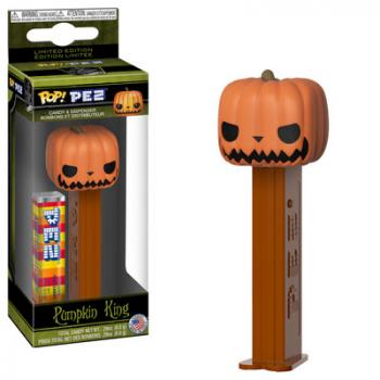 Nightmare Before Christmas POP! Pez - Pumpkin King