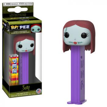 Nightmare Before Christmas POP! Pez - Sally