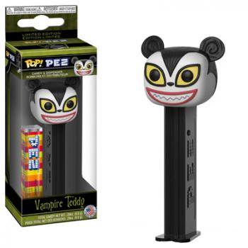 Nightmare Before Christmas POP! Pez - Vampire Teddy