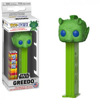 Star Wars POP! Pez - Greedo