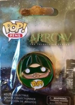 Arrow TV POP! Pins - Arrow