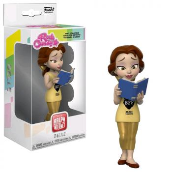 Wreck It Ralph 2 Rock Candy - Belle Comfy Princess (Disney)