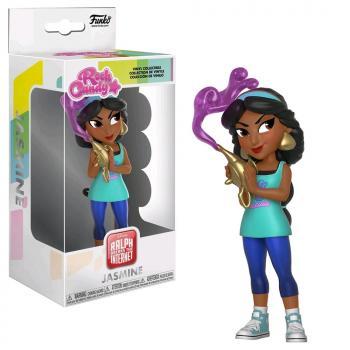 Wreck It Ralph 2 Rock Candy - Jasmine Comfy Princess (Disney)
