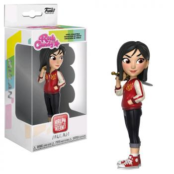 Wreck It Ralph 2 Rock Candy - Mulan Comfy Princess (Disney)