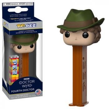 Doctor Who POP! Pez - Fourth Doctor