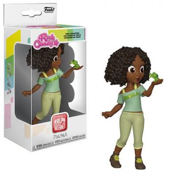 Wreck It Ralph 2 Rock Candy - Tiana Comfy Princess (Disney)