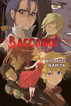 Baccano! Novel Vol. 9 (HC)