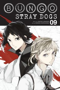 Bungo Stray Dogs Manga Vol. 9